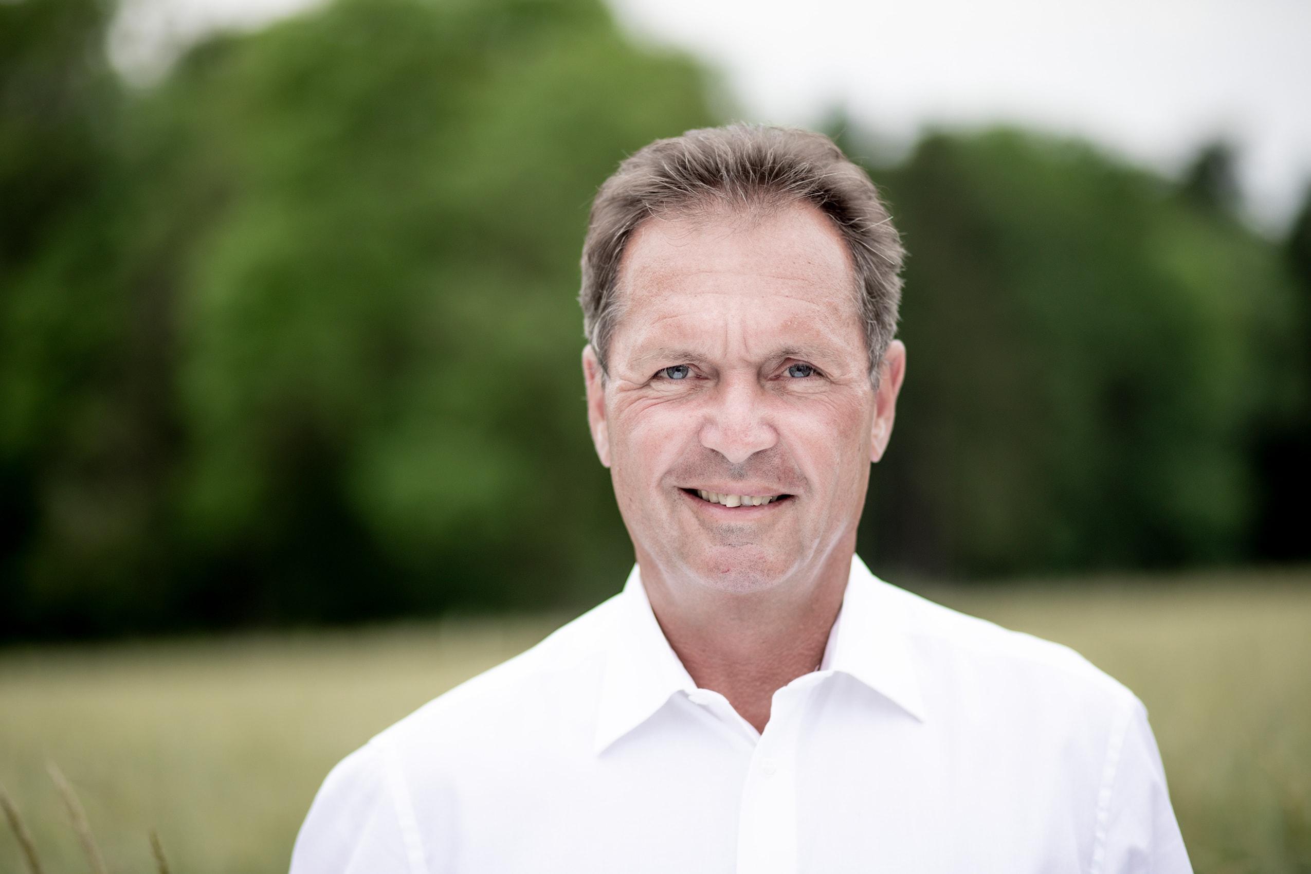 Vitalmanager & Experte für richtige Ernährung Mag. Lothar Rendulic